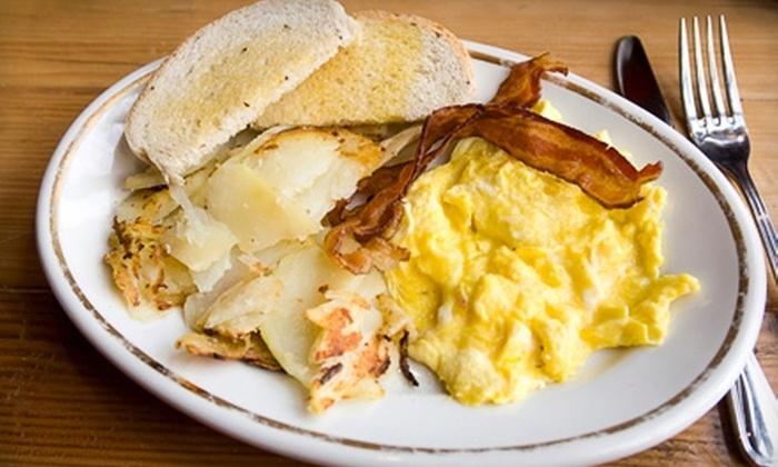 Egg Cetera - Wichita: $8 for $16 Worth of Breakfast Fare at Egg Cetera