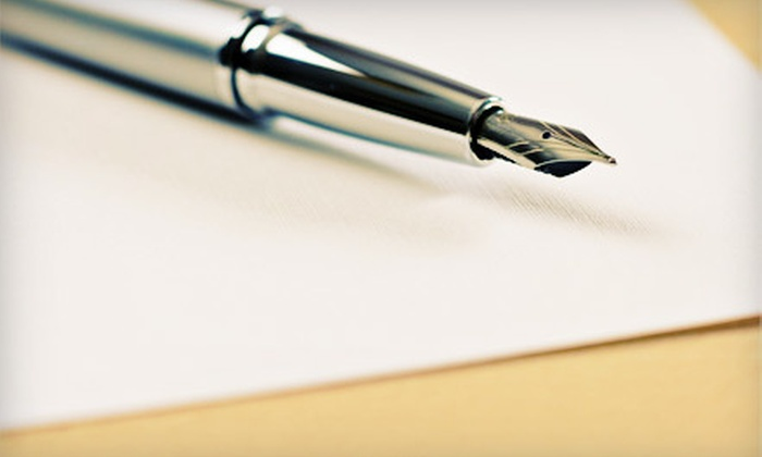 Penn & Paper: $85 for Expert Essay Editing and Revision from Penn and Paper (Up to $229 Value)