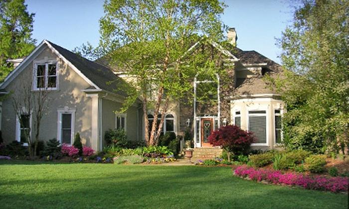 Buck's Lawn Service - Chapel Hill: Fall Yard Cleanup or Gutter Cleaning from Buck's Lawn Service
