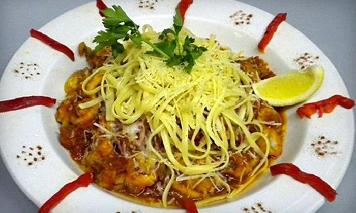 Sandpiper Seafood Restaurant - Bodega Bay: $12 for $25 Worth of Seafood and Drinks at Sandpiper Seafood Restaurant in Bodega Bay