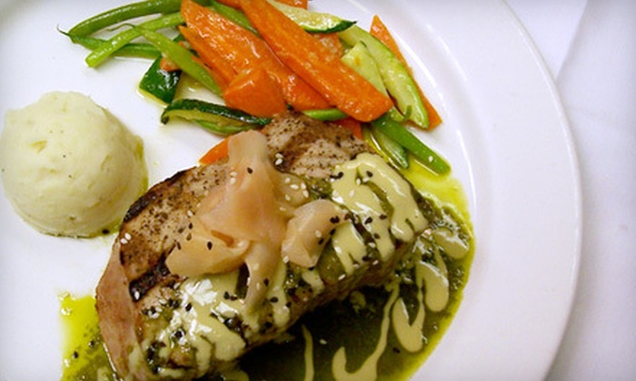 Cafe Mundial - Monrovia: $20 for $40 Worth of Seasonal Dinner Fare at Cafe Mundial in Monrovia