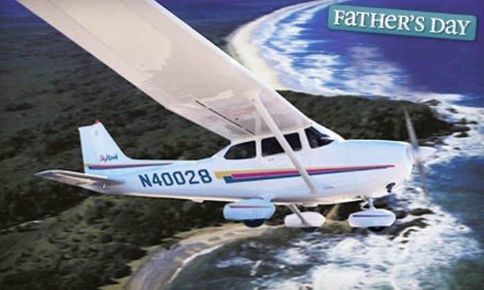 Wings Aloft - Georgetown: $139 for an Introductory Flight Lesson at Wings Aloft ($252 Value)