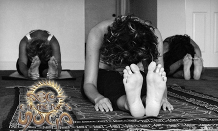 Elements Yoga - North Naples: $39 for One Month of Unlimited Classes at Elements Yoga in Bonita Springs ($100 Value)