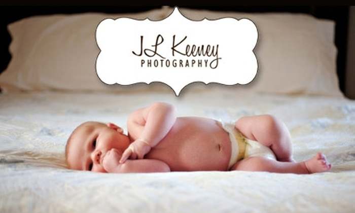 JL Keeney Photography - Hampton Roads: $49 Photo Shoot and Print Package at JL Keeney Photography
