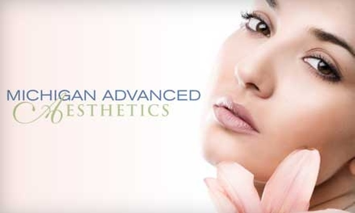 Michigan Advanced Aesthetics - Royal Oak: $99 for an Isolaz Skin Treatment ($235 Value) or $39 for Choice of Microdermabrasion Plus or Specialty Facial ($85 Value) at Michigan Advanced Aesthetics