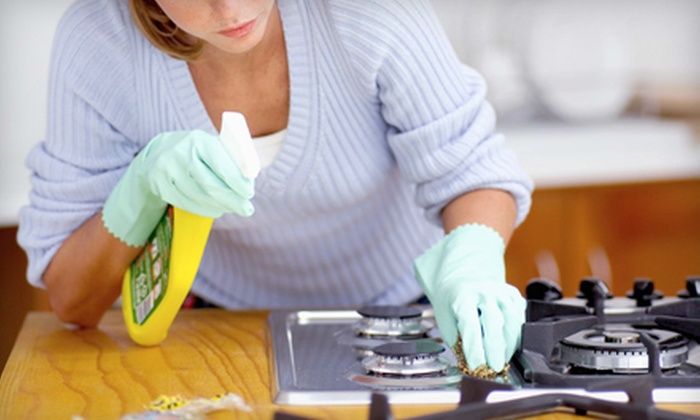Honorable Mae'd Services - Meriden: One or Three Two-Hour Home-Cleaning Services from Honorable Mae'd Services