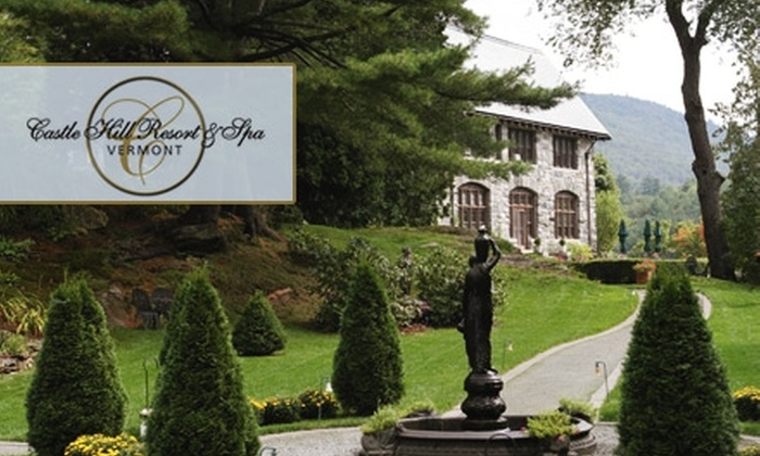 Castle Hill Resort and Spa - Cavendish: $99 for a One-Night Stay at Castle Hill Resort and Spa (Up to $299 Value)