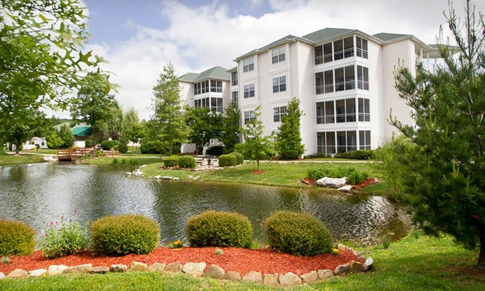 The Suites at Fall Creek - Branson: Three-Night Stay for Two or Four at The Suites at Fall Creek in Missouri