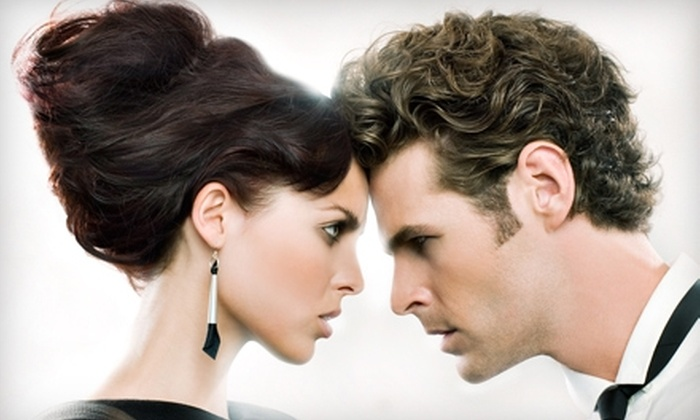 World Salon - Downtown Toronto: $30 for Haircut and Consultation at World Salon (Up to $85 Value)