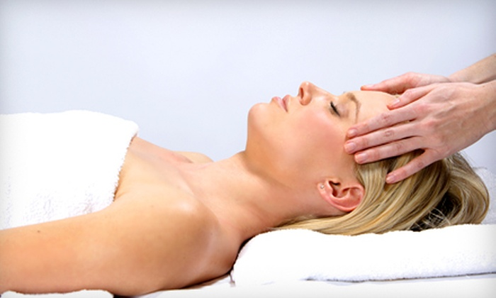 Amethyst Day Spa - Tampa Bay Area: Reflexology Massage, Toning Facial, or Spa Package at Amethyst Day Spa (Up to 77% Off)