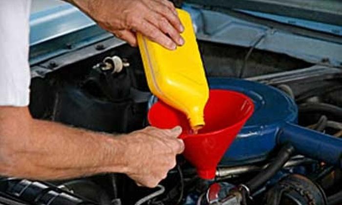 Pro Drive - Bay Area: $20 for an Oil Change and Tire Rotation at Pro Drive ($68.95 Value)
