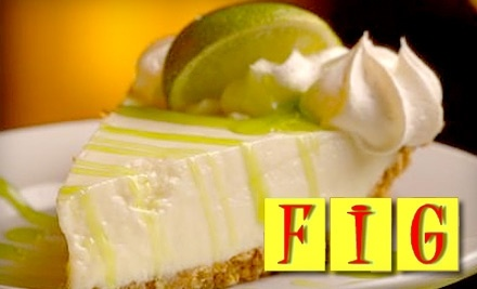 $40 Groupon to FIG - FIG in Tuscaloosa