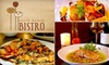 North Beach Bistro - Atlantic Beaches: $20 for $40 Worth of Fine Dining and Drinks at North Beach Bistro