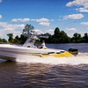 Up to 63% Off Five-Hour Boat Rental