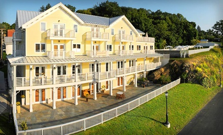 2-Night Stay for Two in a Premier Room, Valid SundayWednesday - The Rhinecliff in Rhinebeck