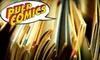 Pulp Comics - Niagara Falls: $10 for $20 (or $25 on Monday and Tuesday) Worth of New Comics at Pulp Comics in Niagara Falls