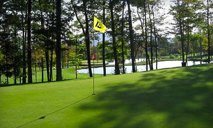 Blackhead Mountain Lodge & Country Club - Round Top: $99 for Weeknight Stay and Golf Package for Two at Blackhead Mountain Lodge & Country Club in Round Top ($200 Value)