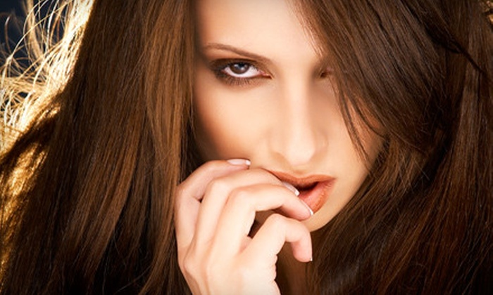 Nalini's Salon & Day Spa - Amarillo: $99 for Three Laser Hair Growth Treatments at Nalini's Salon & Day Spa ($240 Value)