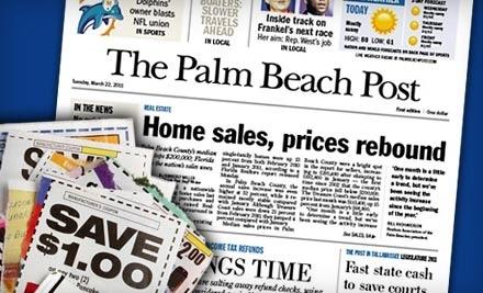 The Palm Beach Post - The Palm Beach Post in