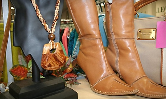 Just Like New - Multiple Locations: $10 for $20 Worth of Consignment Clothing and More at Just Like New