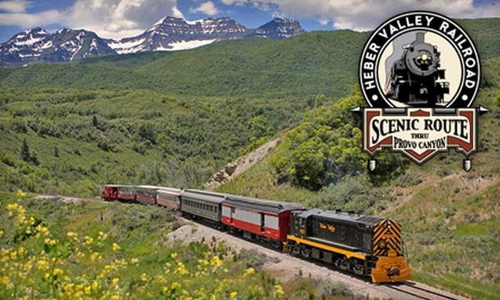 Heber Valley Railroad - Heber: $20 for Two Children's Tickets to Heber Valley Railroad