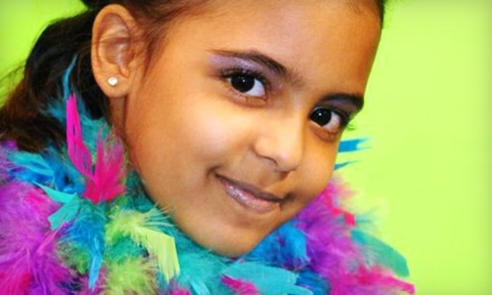 Glamour Girlz - Multiple Locations: $15 for a Playful Tween Makeover at Glamour Girlz ($30 Value)