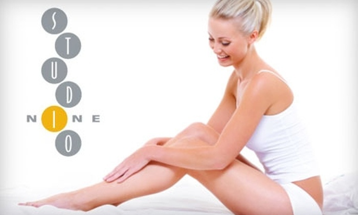 Studio Nine - Murray: Waxing or Facial Services at Studio Nine. Choose From Two Options.