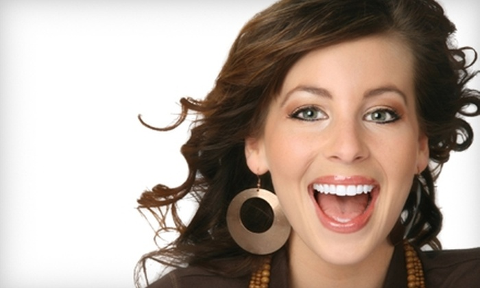 Holladay Smiles - Holladay: $149 for One Laser Teeth-Whitening Treatment at Holladay Smiles ($450 Value)