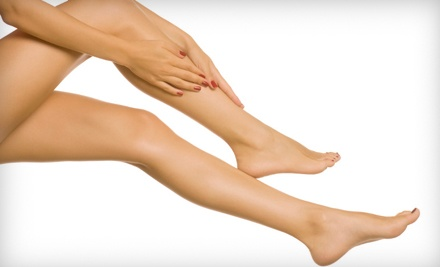 1 Spider Vein Removal Treatment (a $600 value) - Euro Laser Services in Rye