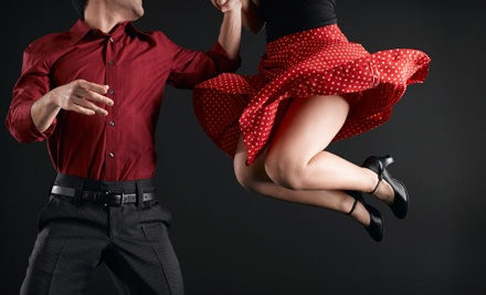 1-Hour Private Lesson for an Individual or Couple ($50 Value) - The Dancing Duo in Roanoke