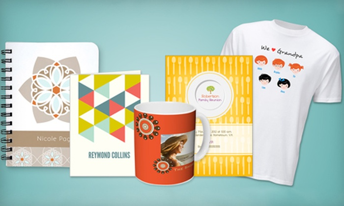 InkGarden: Customized Shirts, Mugs, and Other Merchandise from InkGarden