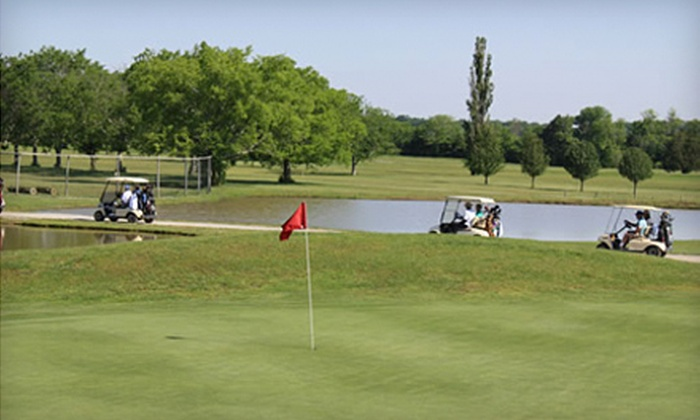 Hunters Point Golf Club - Lebanon: Weekday or Weekend Golf Outing for Two at Hunters Point Golf Club in Lebanon