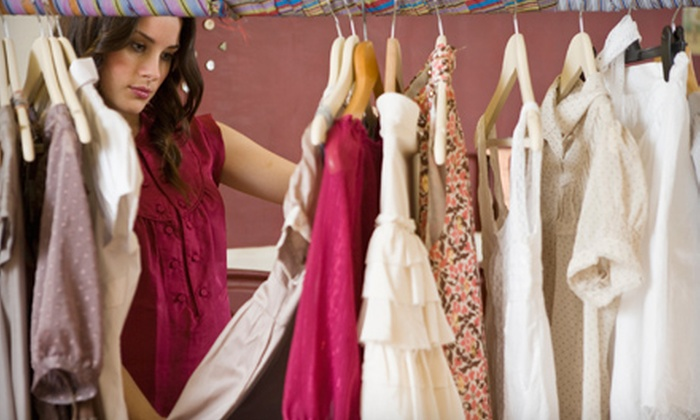 Collective Clothing - Alton Park: $10 for $20 Worth of Vintage and Modern Recycled Apparel at Collective Clothing
