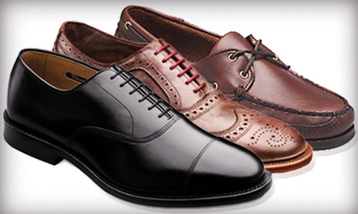 Sherman Brothers Shoes - Multiple Locations: $35 for $75 Toward High-End Footwear and Accessories at Sherman Brothers Shoes