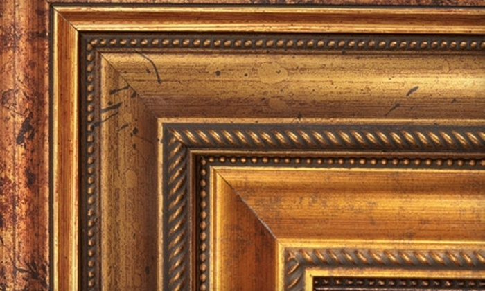 Reddi-Arts - Southside: $30 for $60 Worth of Custom Picture-Framing Services at Reddi-Arts
