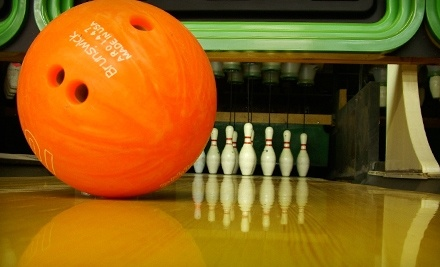 The Palace Bowling & Entertainment Center: 2 Games of Bowling for 2 People and 2 Shoe Rentals - The Palace Bowling & Entertainment Center in Downingtown