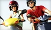 Mansion Rentals - Newport: $49 for Full-Day Moped Rental for Up to Two Riders with Helmet from Mansion Rentals in Newport ($99 Value)