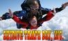 Skydive Tampa Bay - Bartow: $125 for One Tandem Jump and T-Shirt at Skydive Tampa Bay