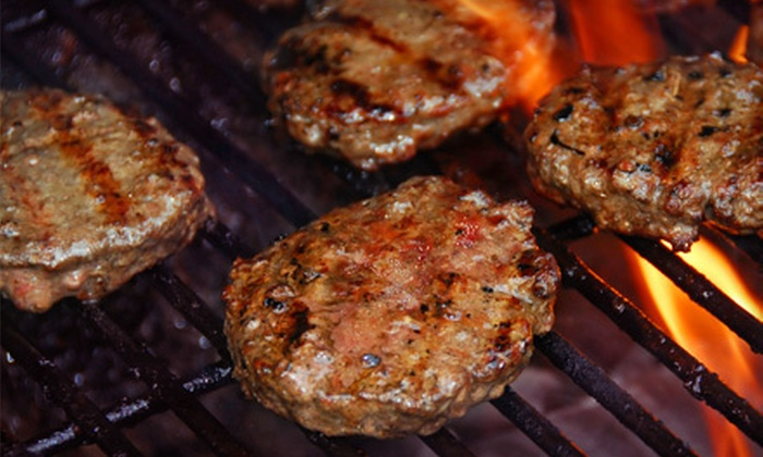 Wilkerson Farms - Multiple Locations: All-Natural Beef Patties, Beef Sampler Pack, or $10 for $20 Worth of Individual Cuts at Wilkerson Farms