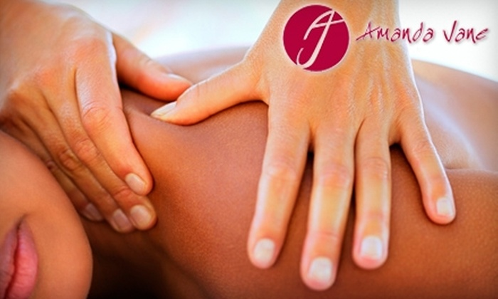 Amanda Jane Salon & Spa - Macon: $30 for a One-Hour Swedish Massage from Chantelle Cleveland at Amanda Jane Salon and Spa