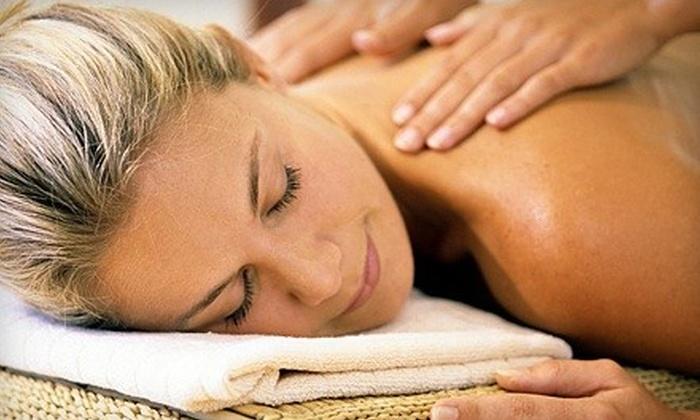 Temenos Healing Arts - West University: 60- or 90-Minute Massage at Temenos Healing Arts (51% Off)