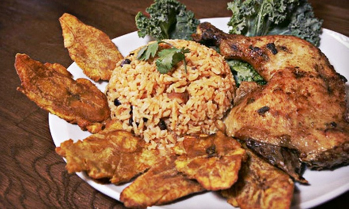 My Old San Juan - Madison: $10 for $20 Worth of Puerto Rican Fare at My Old San Juan