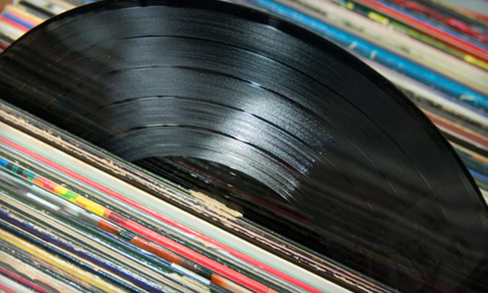 The Bop Shop - Atlantic-University: $10 for $20 Worth of Vintage Vinyl Records and CDs at The Bop Shop