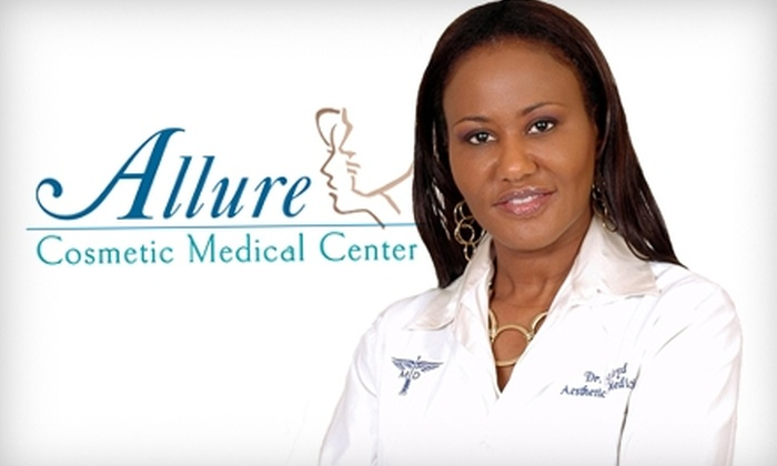 Allure Cosmetic Medicial Center - Orange Park: $79 for Microdermabrasion, LED Treatment, and Skin Consultation at Allure Cosmetic Medical Center in Orange Park ($235 Value)
