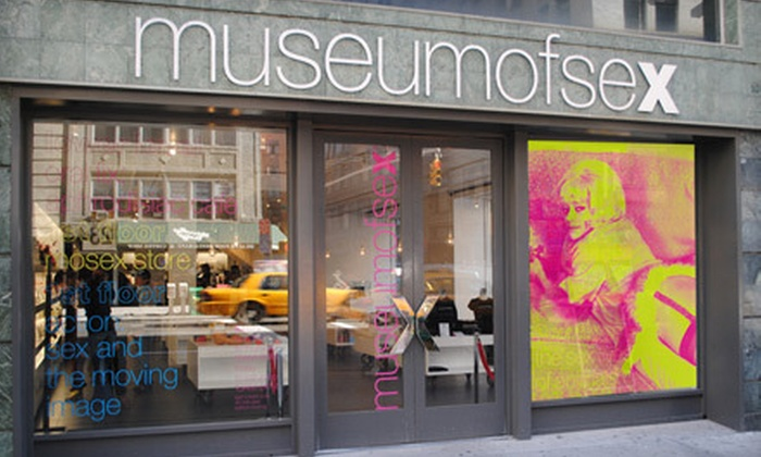 Museum of Sex - New York City: Admission for Two to Museum of Sex (Up to 51% Off). Two Options Available.