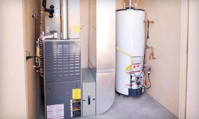 Always Plumbing & Heating - Sherwood Park: $99 for Furnace-Maintenance Package from Always Plumbing & Heating ($331 Value)