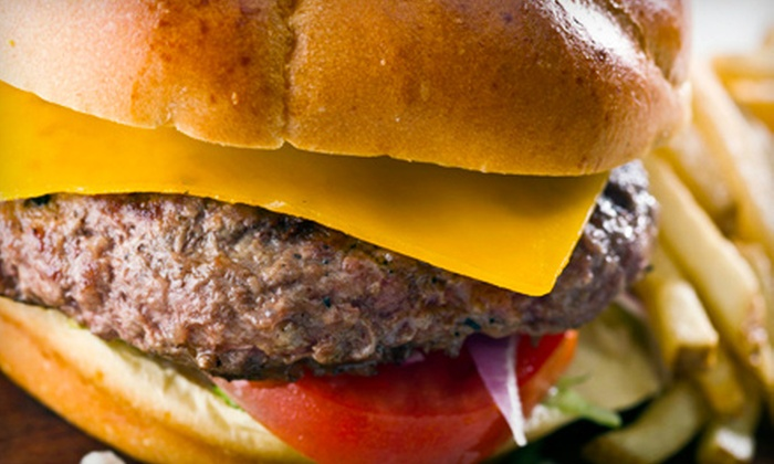 Allegheny Hills Golf Course Restaurant - Depew: $12 for $25 Worth of American Fare and Drinks at Allegheny Hills Golf Course Restaurant in Cuba