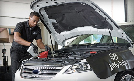 Auto-Service Package (a $61.98 total value) - Jiffy Lube in St. Louis