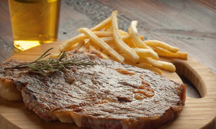 The Celtic Lounge - Downtown,Jewelry District: Pub-Fare Meal for Two or Four at The Celtic Lounge (Up to 60% Off)