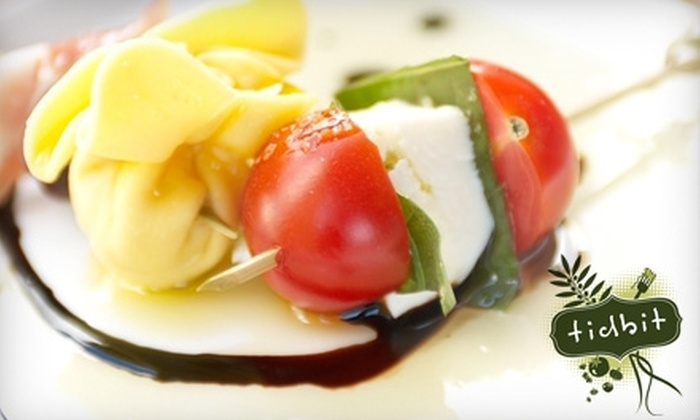 Tidbit Bistro - First Hill: $12 for $25 Worth of Spanish and Italian Fare at Tidbit Bistro